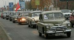 Интересных фактов о советских автомобилях: Авто