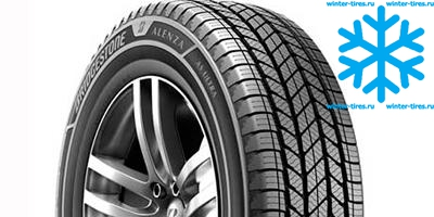 Зимние шины Bridgestone Alenza AS Ultra