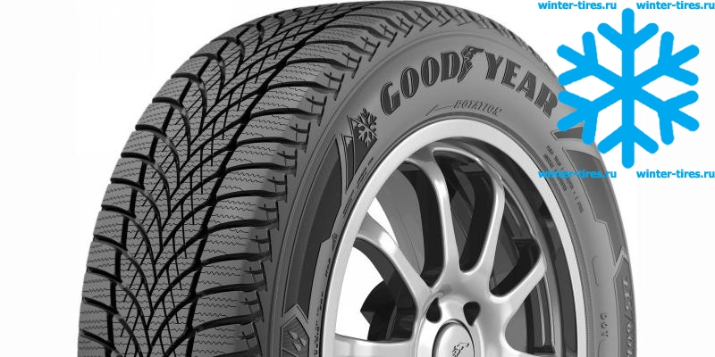 Зимние шины Goodyear WinterCommand Ultra