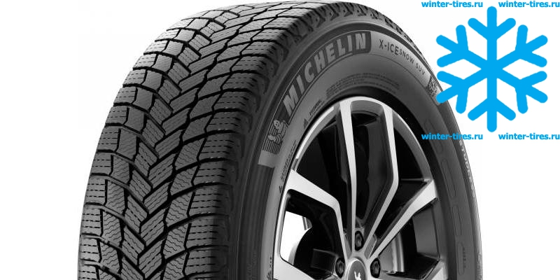 Зимние шины Michelin X-Ice Snow SUV
